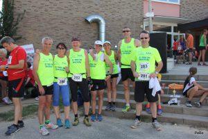 Unser Team für Obermaubach (nicht im Bild: Anja, Birgit, Mario, Paul, Rolf)